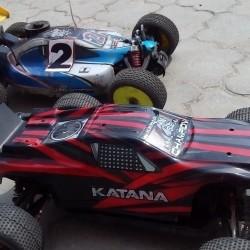 Открытый Чемпионат КБР по автомодельному спорту.